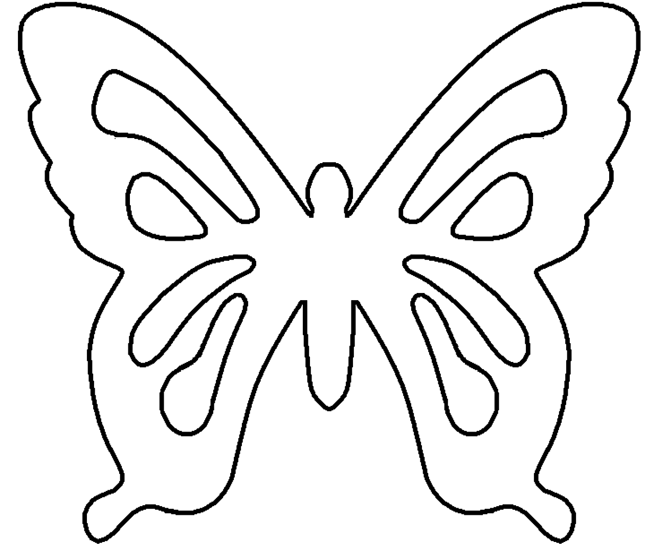 Butterfly Patterns Printable