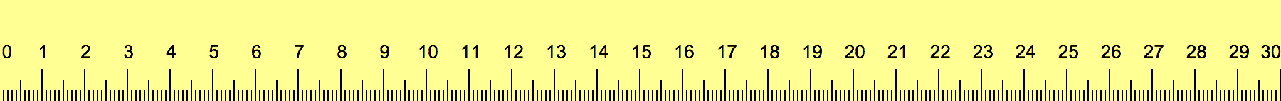 Printable 6 Inch 12 Inch Ruler Actual Size In Mm Cm Scale