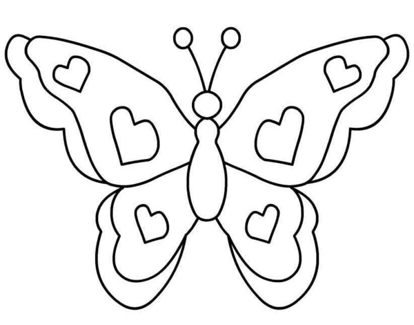 graphic regarding Free Printable Butterfly Template referred to as Totally free Butterfly Styles Printable Template
