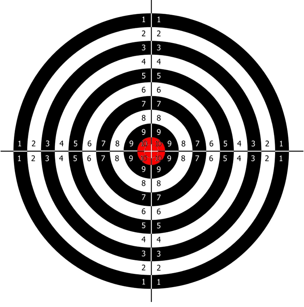 Airgun Printable Targets
