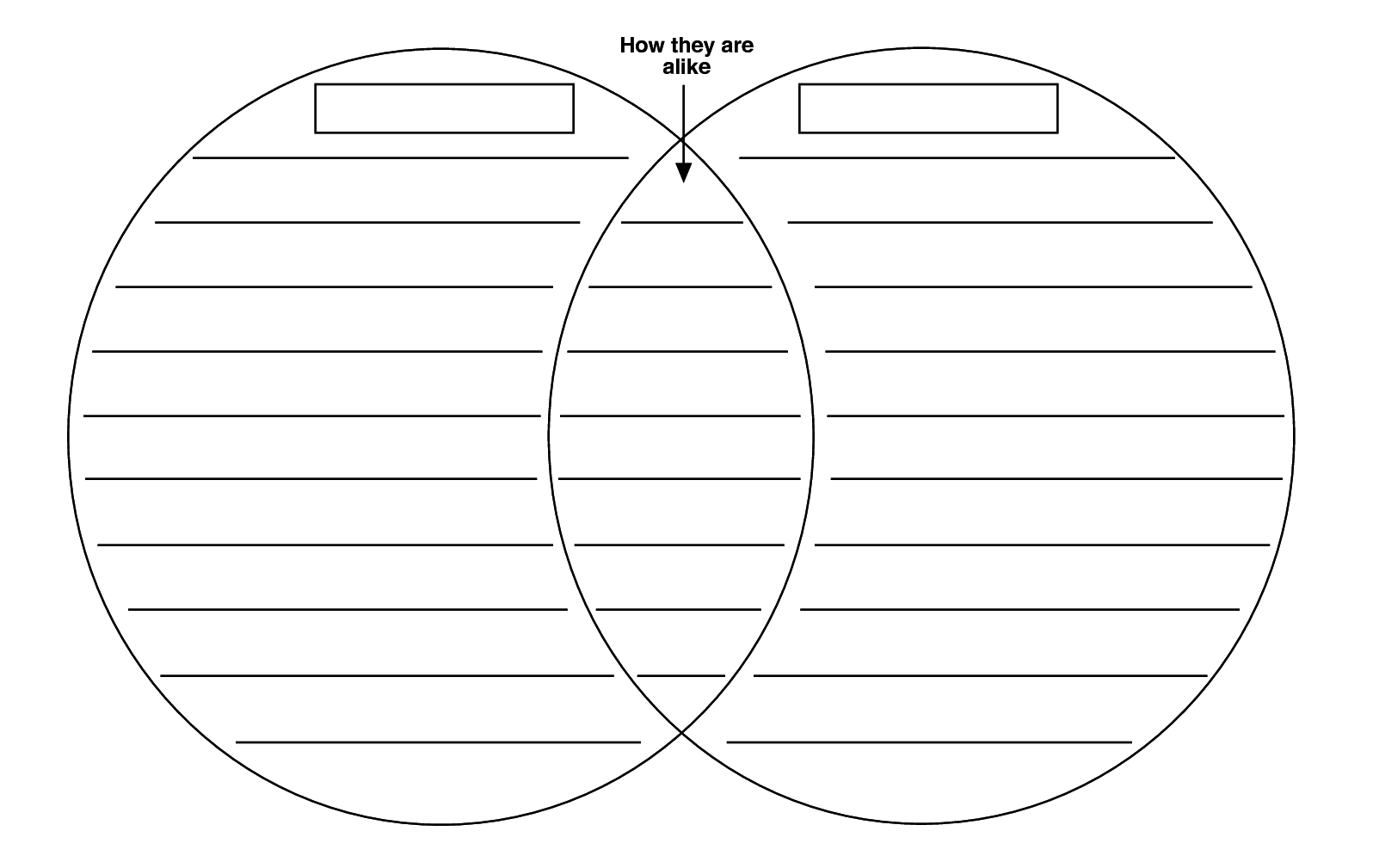 Venn Diagram With Lines