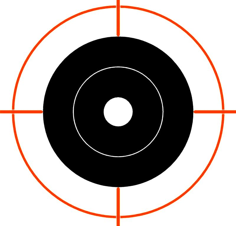 archery printable targets