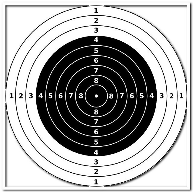 paper shooting targets