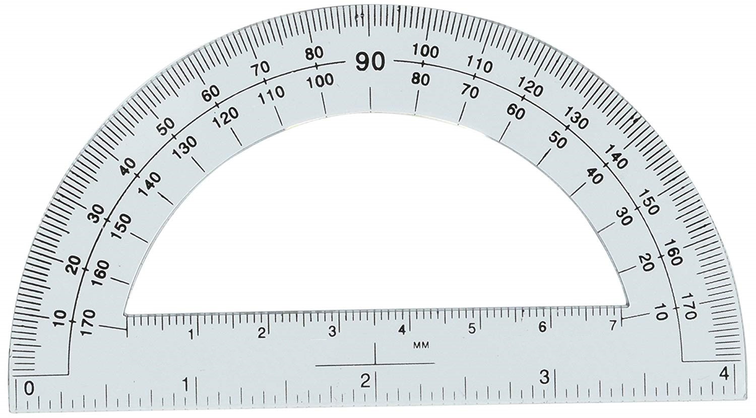 printable protractor with ruler