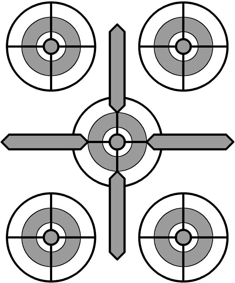printable shooting range targets