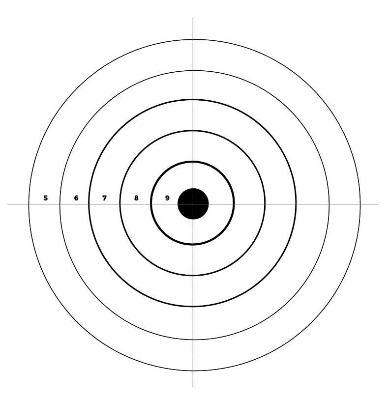 printable targets for air rifles