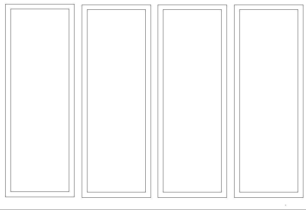 bookmark template pdf