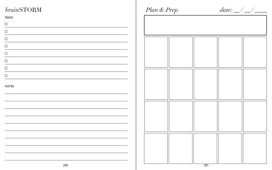 2019 Planner Printable