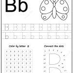 Preschool Letter B Worksheets